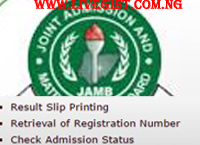 Jamb Mock exam Result